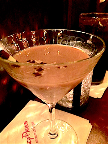 Le Cellier chocolate martini image