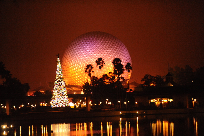 Epcot holiday image