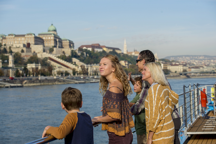 Adventures By Disney river cruise image