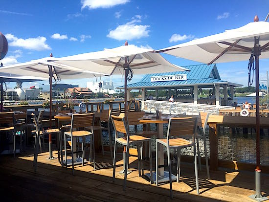 Disney Springs The Boathouse Restaurant Dockside Bar image