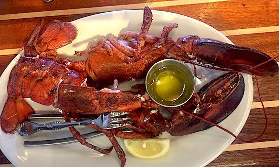 Disney Springs The Boathouse Restaurant steamed lobster image