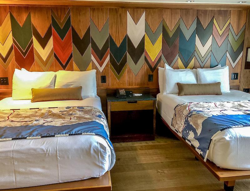 Disney's Copper Creek Grand Villa guest room image