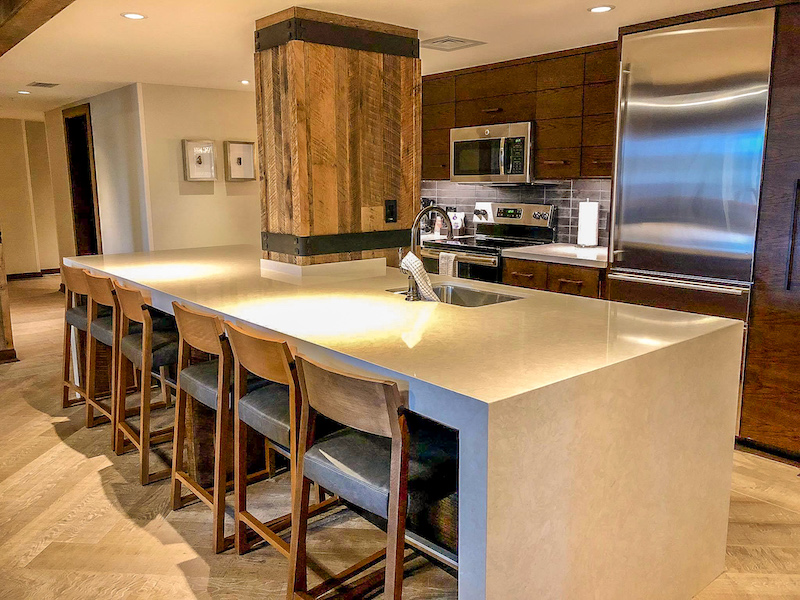 Disney's Copper Ridge Grand Villa kitchen image