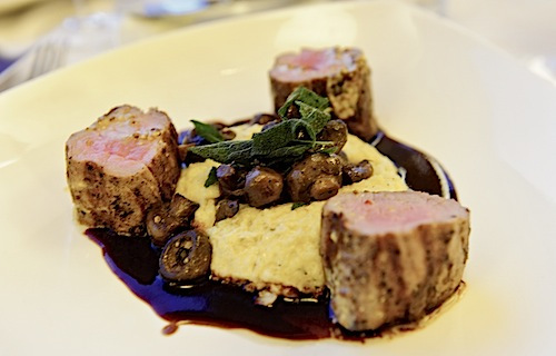 California Grill's Grilled Pork Tenderloin