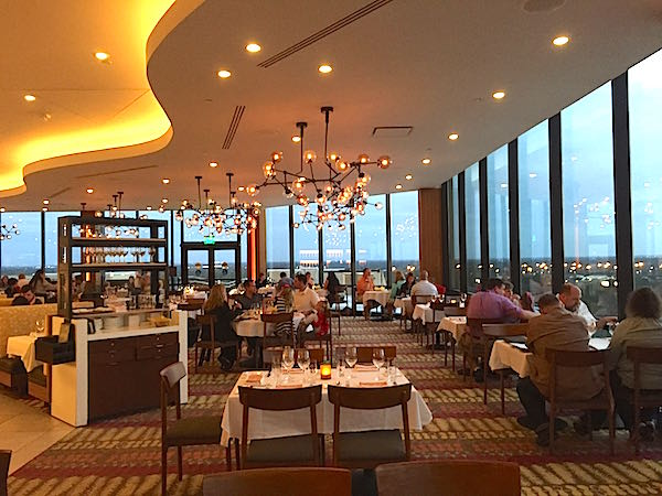 Disney's Calfornia Grill dining room image