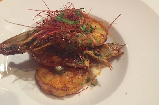 Capa Four Seasons Orlando shrimp image