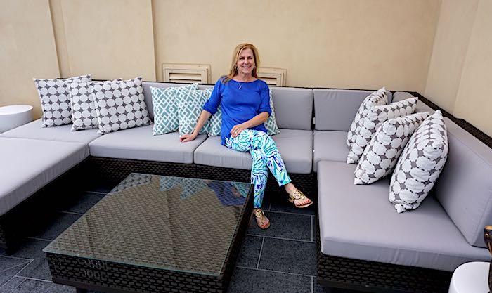 Four Seasons Orlando Royal Suite terrace image