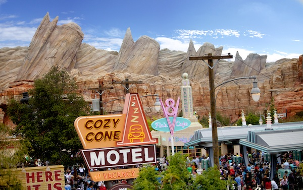 Cars Land image