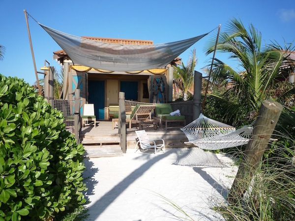 Disney Castaway Cay cabana image