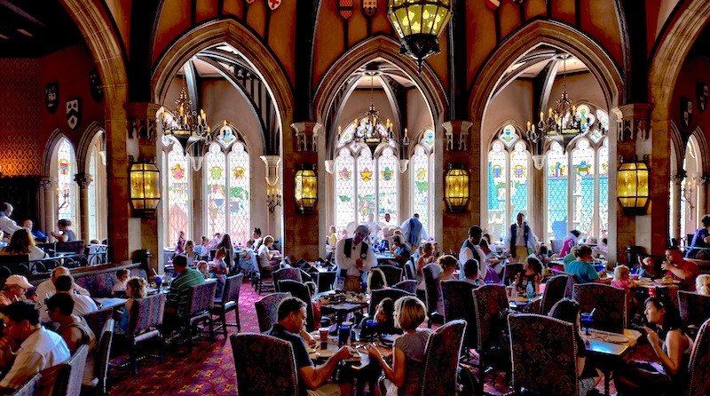 Cinderella's Royal Table Magic Kingdom image