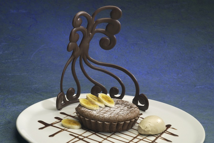 Citricos Chocolate Banana Torte image