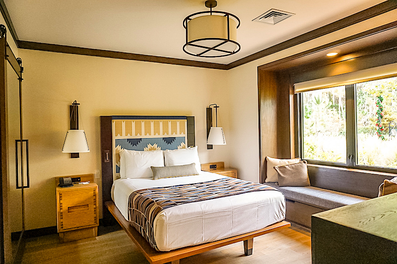 Copper Creek Cabin at Disney's Wilderness Lodge guest room image
