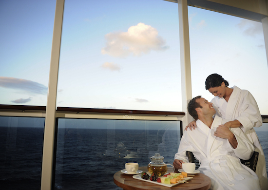 Senses Spa Disney Cruise Line image