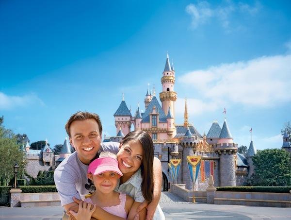 Disneyland Park castle image