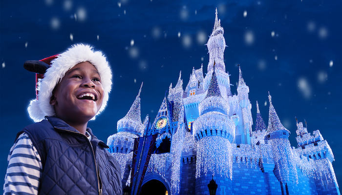 Walt Disney World holiday image