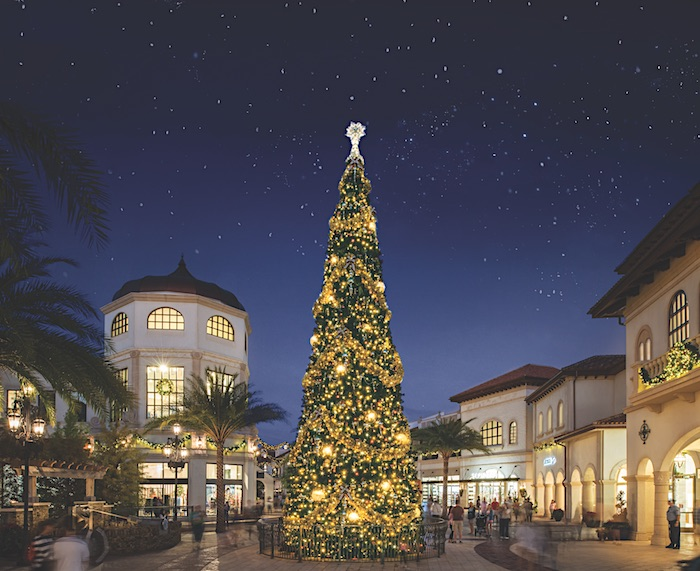 Disney Springs holiday image
