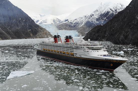 Disney Wonder Alaska image