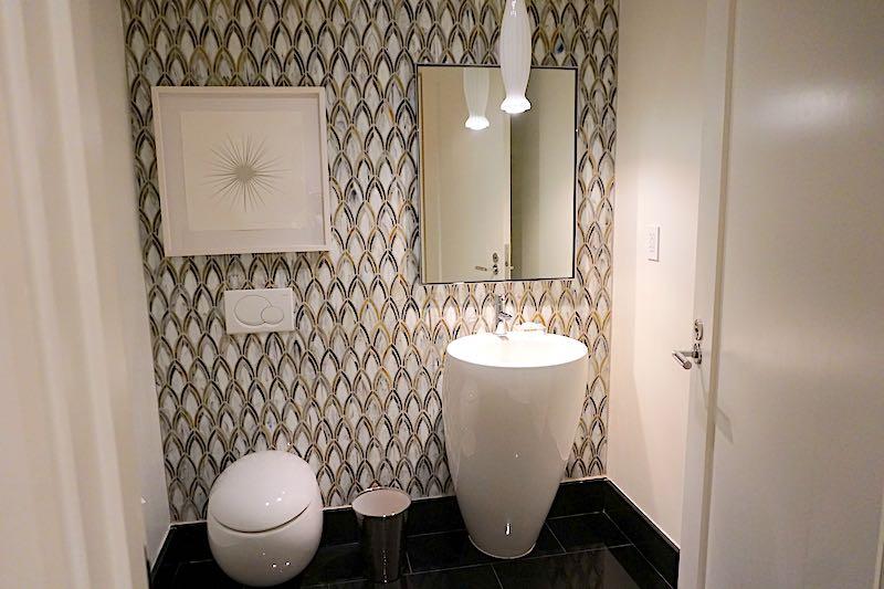 Four Seasons Orlando Grand Suite powder room image