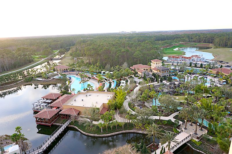 Four Seasons Orlando Grand Suite view image