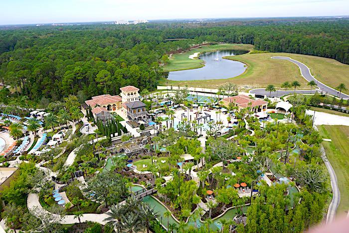 Four Seasons Orlando Royal Suite view image