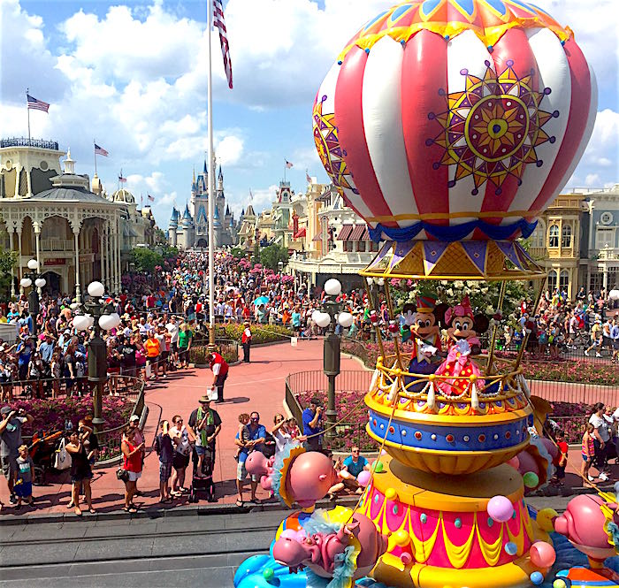 Festival of Fantasy Parade image