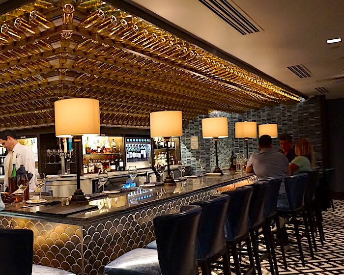 Disney's Flying Fish restaurant bar image