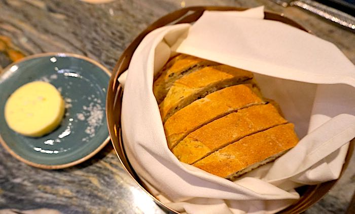 Disney's Flying Fish restaurant bread image