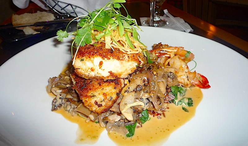Flying Fish Disney's Boardwalk fish entree image