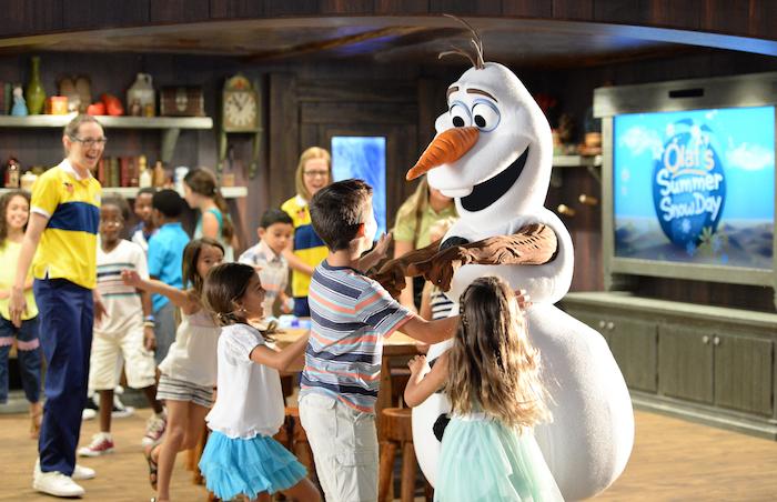 Frozen Adventures Disney Wonder image