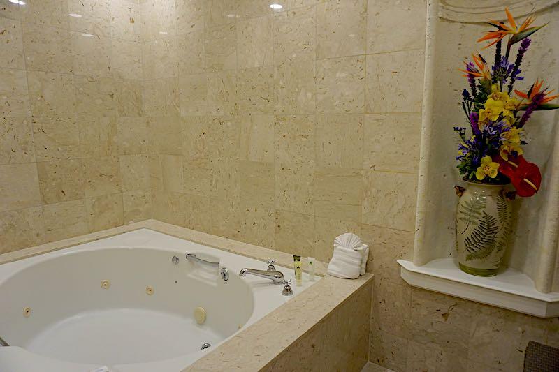 Grand Floridian Grand Suite master bath image