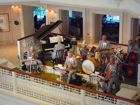 Disney's Grand Floridian Big Band image