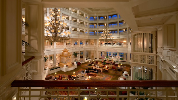 Disney's Grand Floridian Resort lobby image