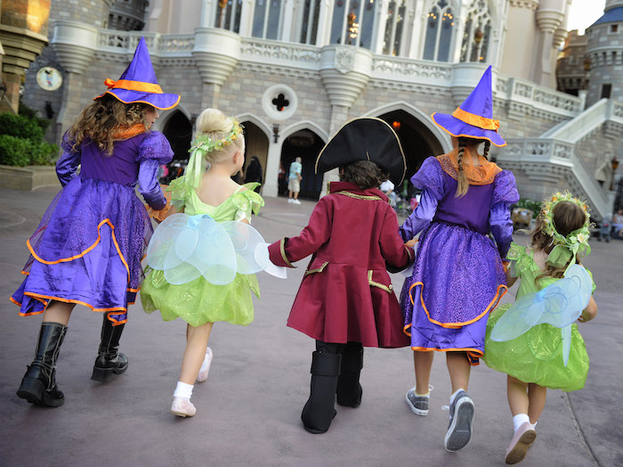 Disney Magic Kingdom Halloween Party image