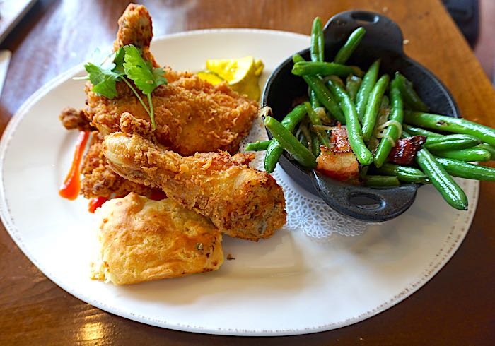 Chef Art Smith's Homecoming fried chicken image