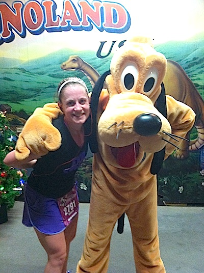 Megan and Pluto