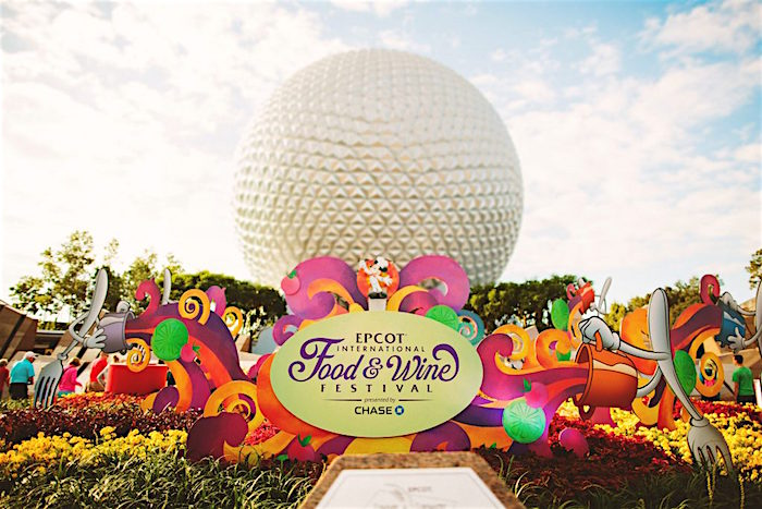 Epcot Food and Wine Festival image
