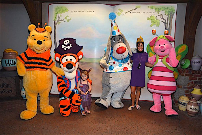 Winnie the Pooh characters image
