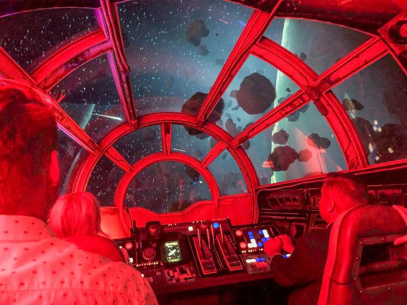 Star Wars Galaxy's Edge Milleneum Falcon image
