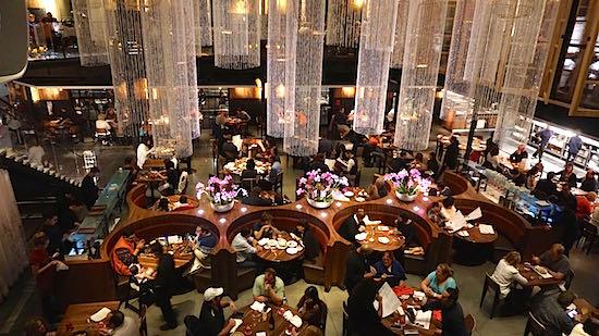 Morimoto Asia Disney Springs dining room image