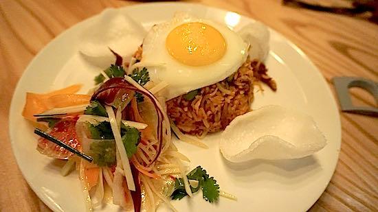 Morimoto Asia Disney Springs duck fried rice image