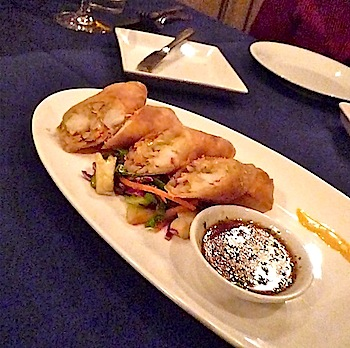Narcoosee's Spring Rolls