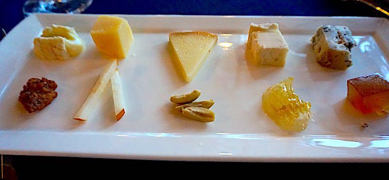 Narcoossee's artisan cheese platter image