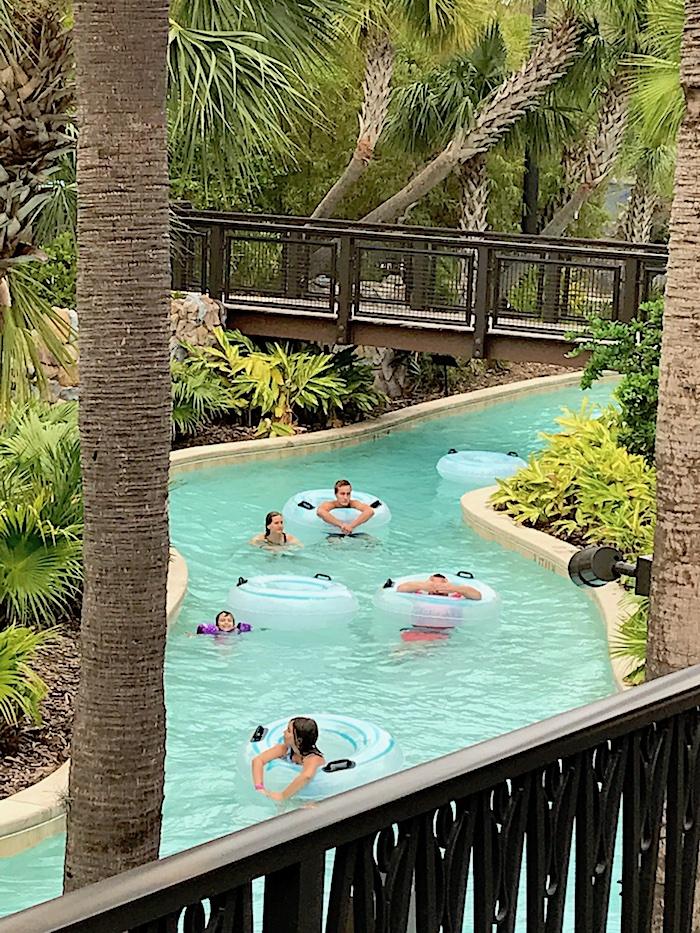 Four Seasons Orlando Lazy River pool image