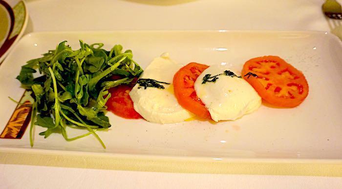 Palo caprese salad image