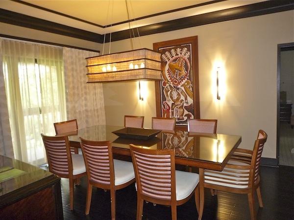 Polynesian Ambassador Dining Room