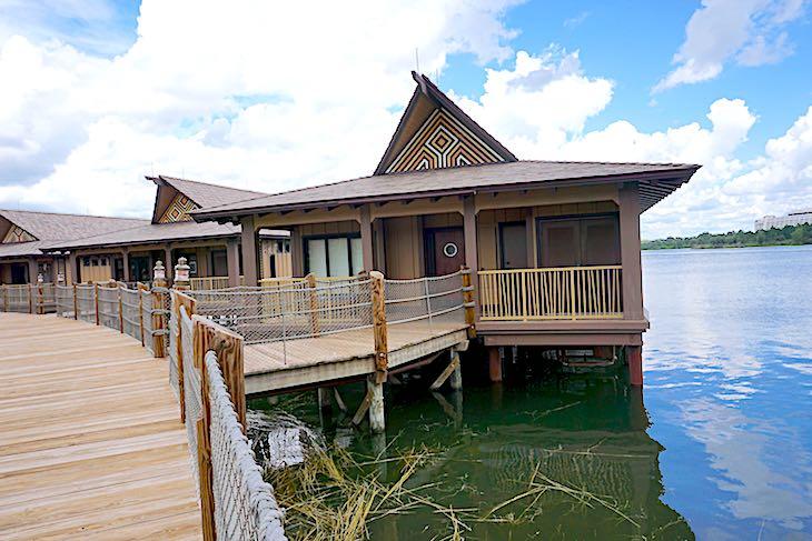 Disney's Polynesian Villas bungalow image