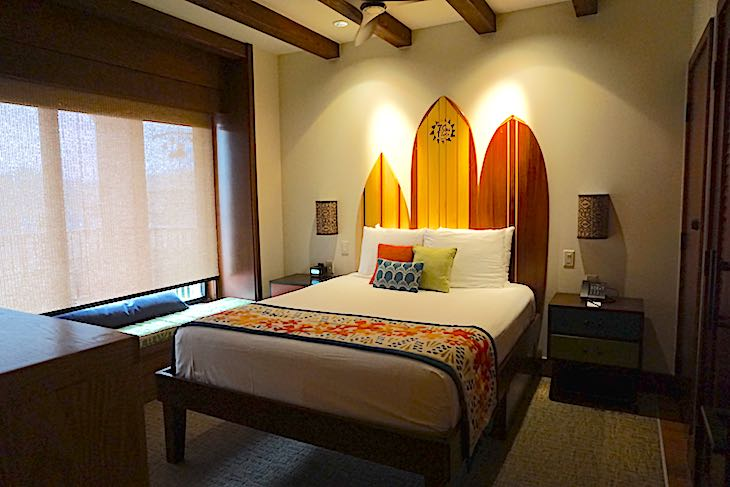 Disney's Polynesian Villas bungalow guest bedroom image