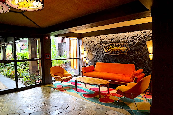 Disney's Polynesian Villas lobby image