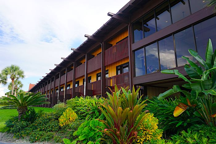 Disney's Polynesian Village Hawaii building Club image