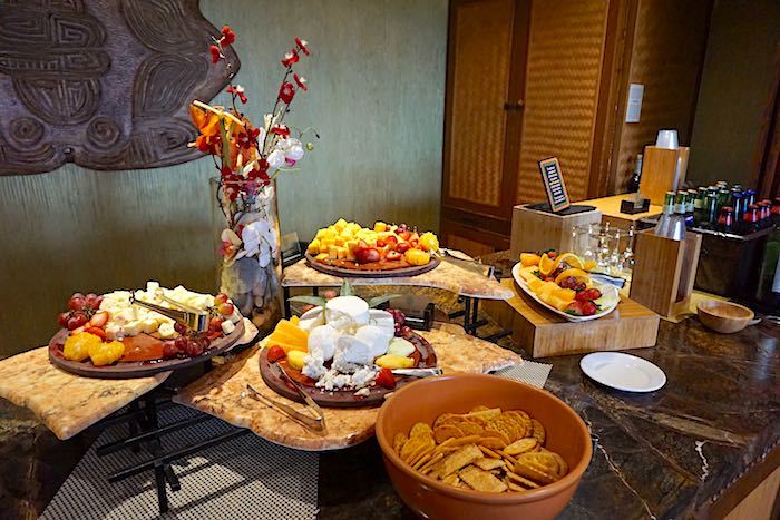 Disney's Polynesian Village Concierge Lounge food image